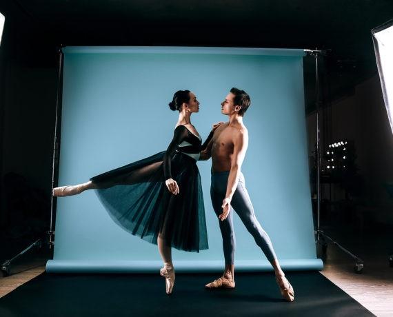 Любовь + балет = магия