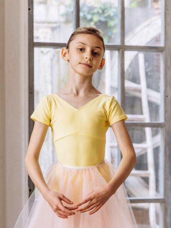 etoile_leotard_yellow _child